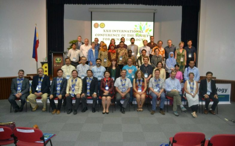 VICE PRESIDENTE DA SABEH REPRESENTA A AMÉRICA LATINA NA SHEXXII – International Conference of the Society for Human Ecology