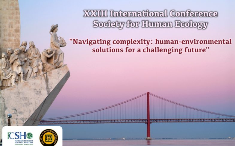 XXIII International Conference of the Society for Human Ecology